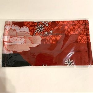 NWT Silk Johnny Was Floral Boho Face Mask Cover…